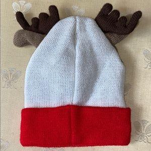 Accessories - FINAL PRICE - NWOT Kids Reindeer knit hat